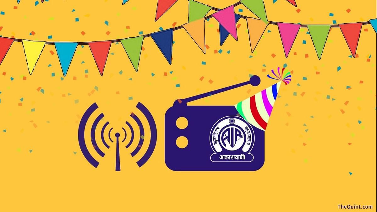 All India Radio reflected the collective consciousness of a generation. (Photo: <b>The Quint</b>)