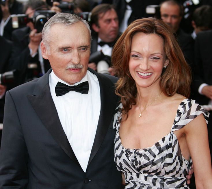 Dennis Hopper filed for divorce from Victoria Duffy on his deathbed (Photo: iStock)