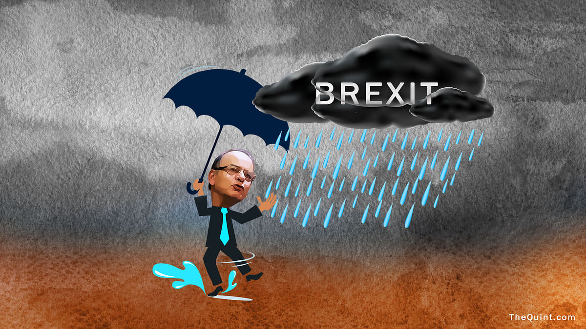 In  Brexit's Shadow, Looking at  India's Record With Global Crises