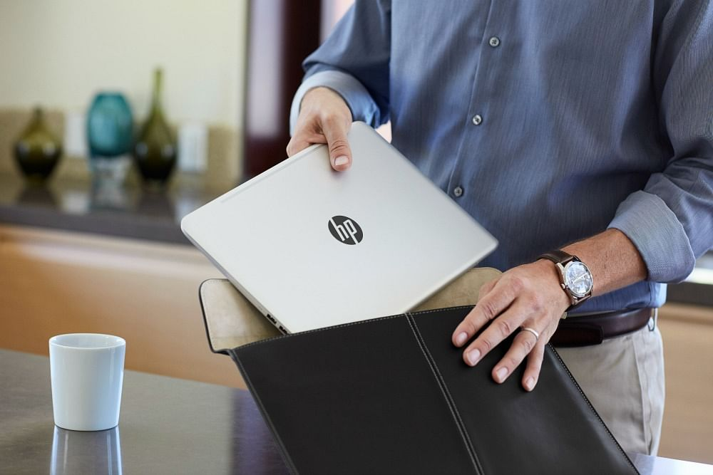A sturdy companion helps with life on the go. (Photo: HP India)