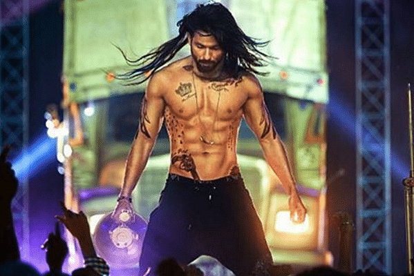 Shahid Kapoor plays a drug-addicted rockstar in  <i>Udta Punjab</i> (Photo courtesy: Instagram)