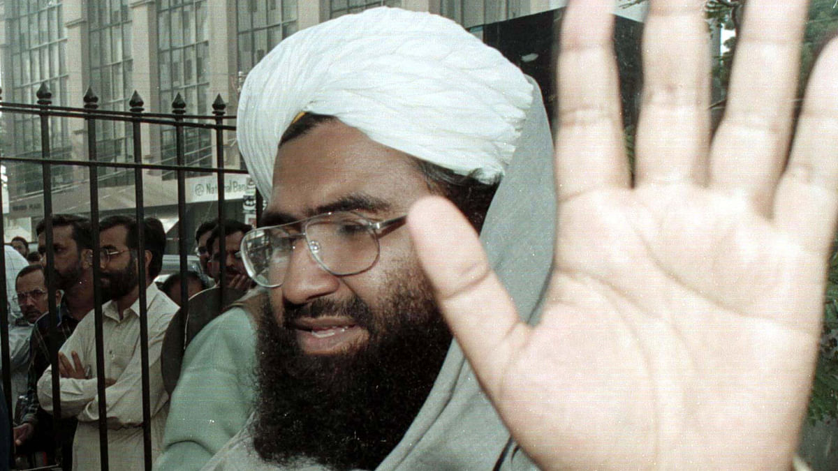 Amid Reports of Death, Pak Minister Says Masood Azhar is Alive