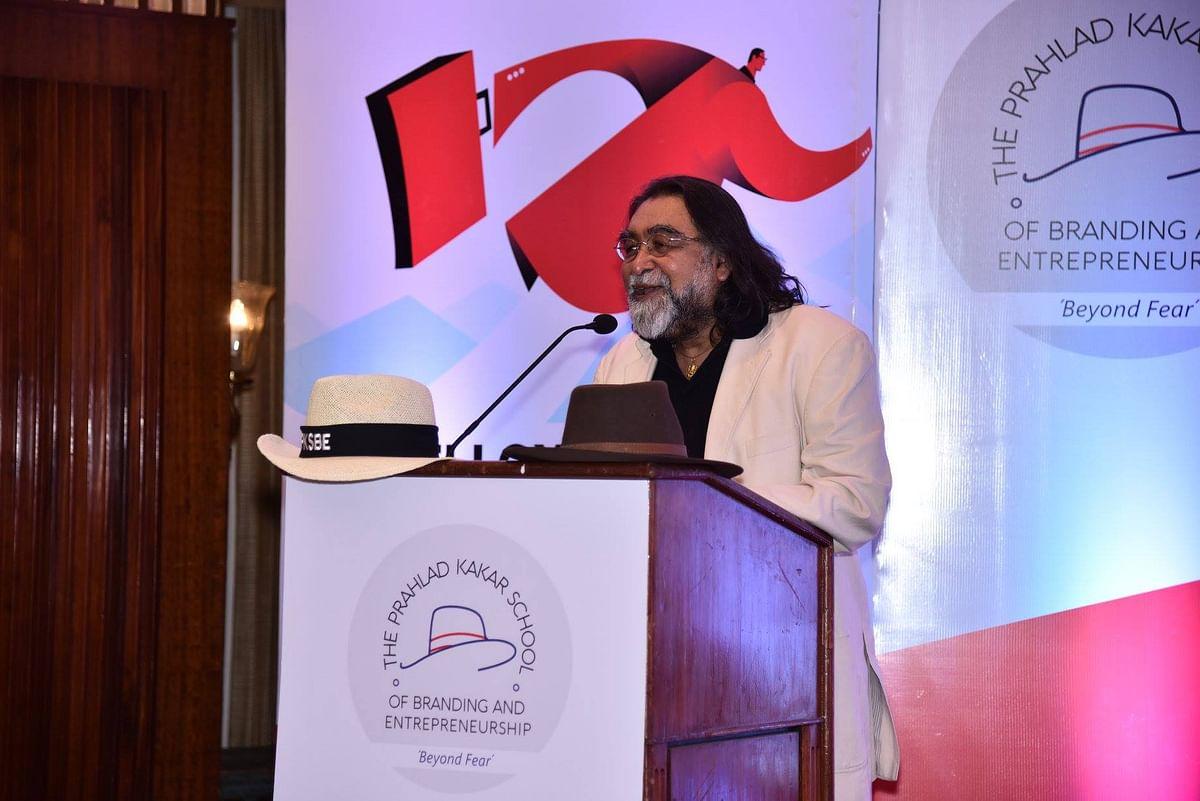 """The launch of Prahlad Kakkar School of Branding &amp; Entrepreneurship. (Photo Courtesy: <a href=""""https://www.facebook.com/pksbe/"""">Facebook/Prahlad Kakkar School of Branding and Entrepreneurship</a>)"""