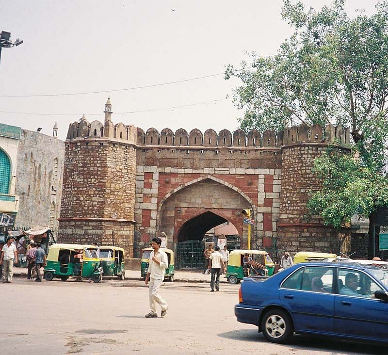 Turkman Gate today. (Photo: Wikipidea)