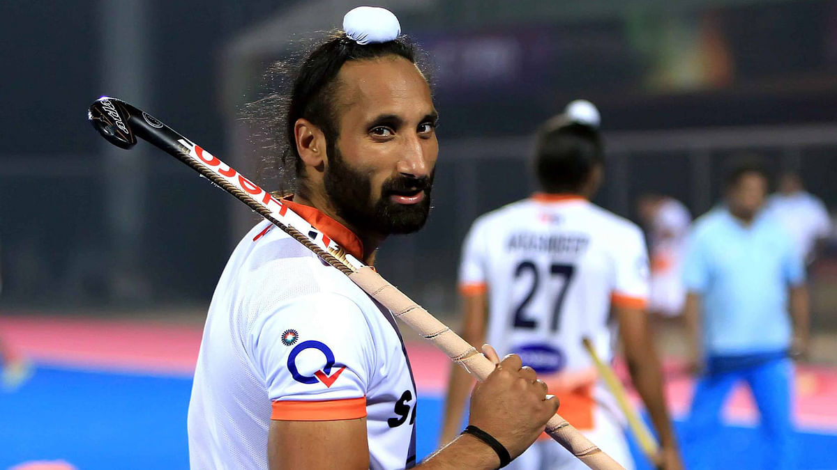 File picture of Sardar Singh has denied all allegations made against him.