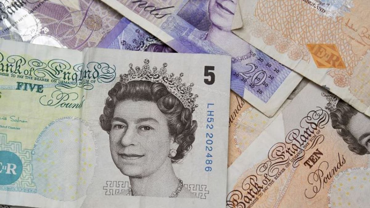 British Pound bank note. This image is used for representational purposes. (Photo: istockPhoto)