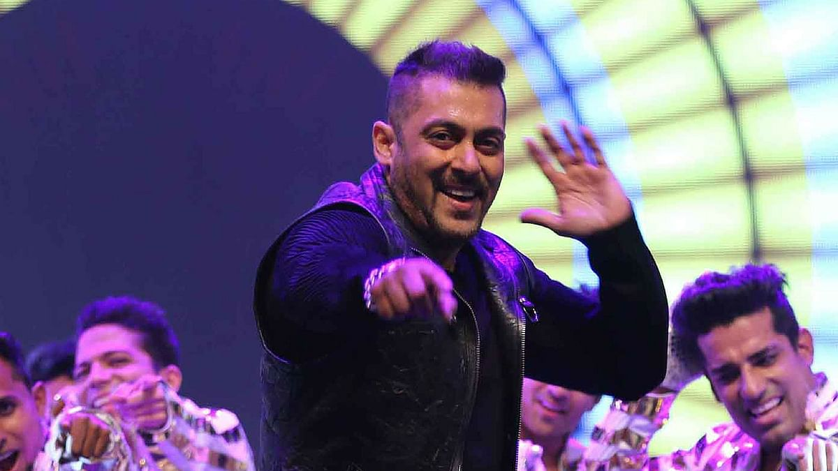 Salman has sung a version of <i>Sultan</i>'s title track (Photo: Yogen Shah)