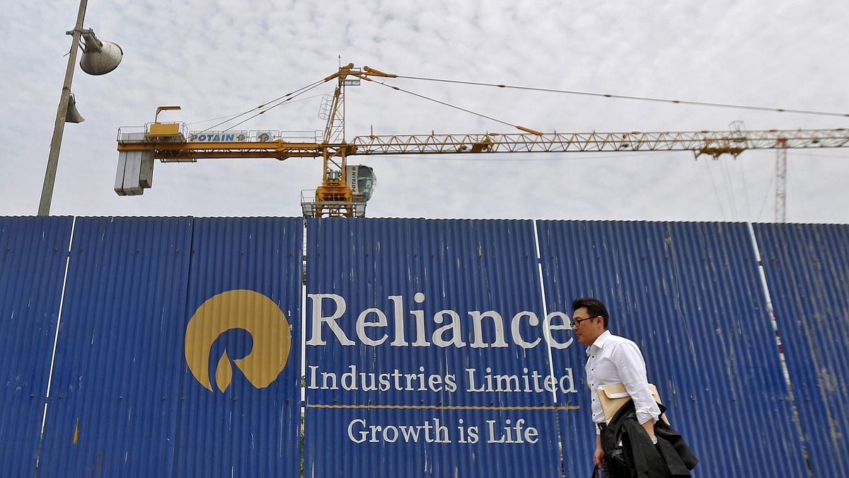 Reliance reported profits better than first estimated. (Photo: Reuters)