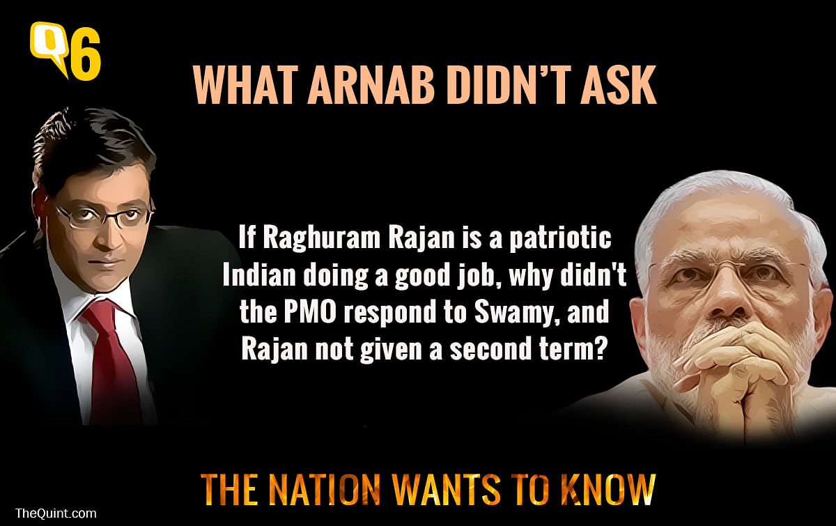 10 Questions Arnab Goswami Didn't Bother To Ask Narendra Modi