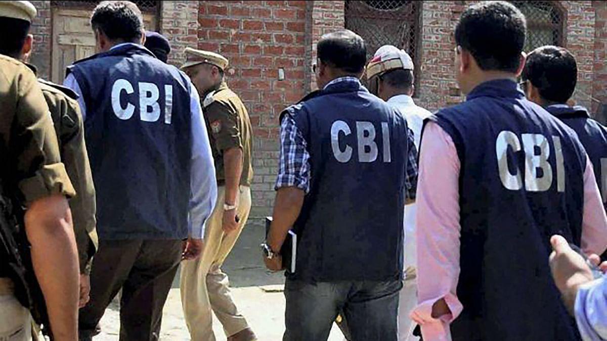File photo of a CBI team at work. (Photo: PTI)