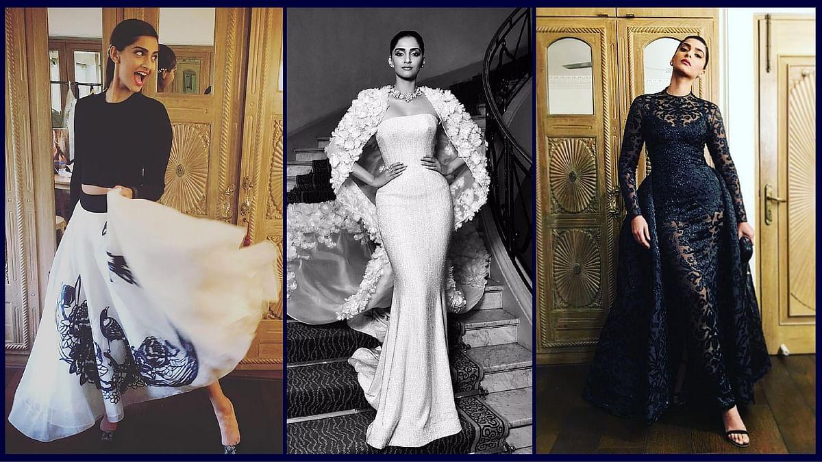 Sonam Kapoor's fashion avatars (Photo: Instagram/@sonamkapoor)