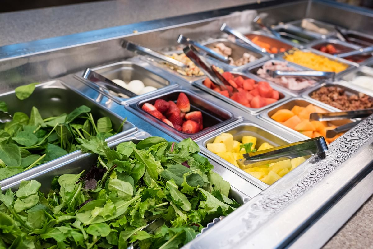 Gorging out in a buffet has been deemed <i>haraam </i>and this is the weirdest <i>fatwa </i>ever. (Photo: iStock)