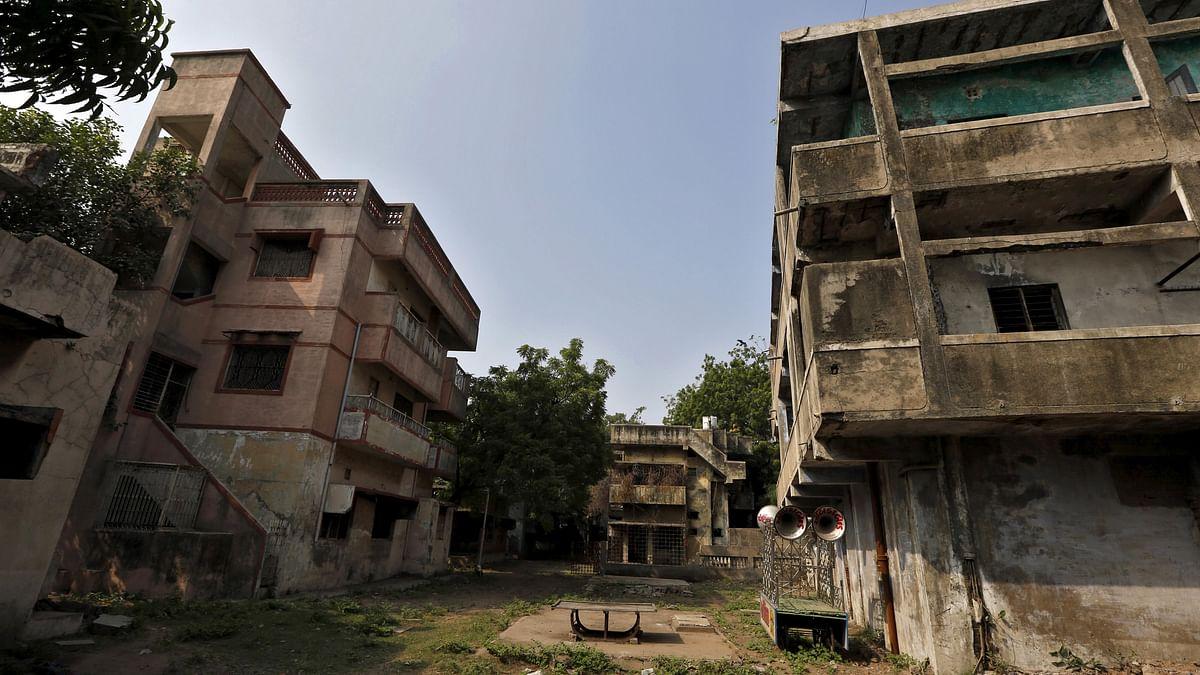 Gulbarg society. (Photo: Reuters)