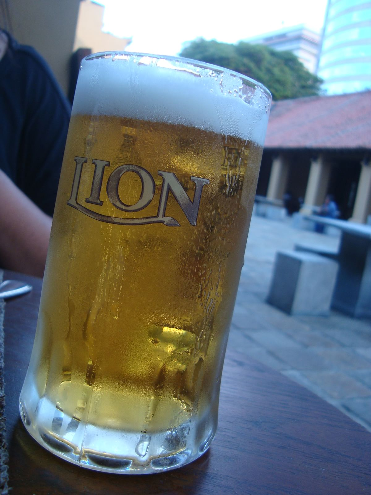 The Lion beer is one of the most popular brews in the country (Photo: Suktara Ghosh)