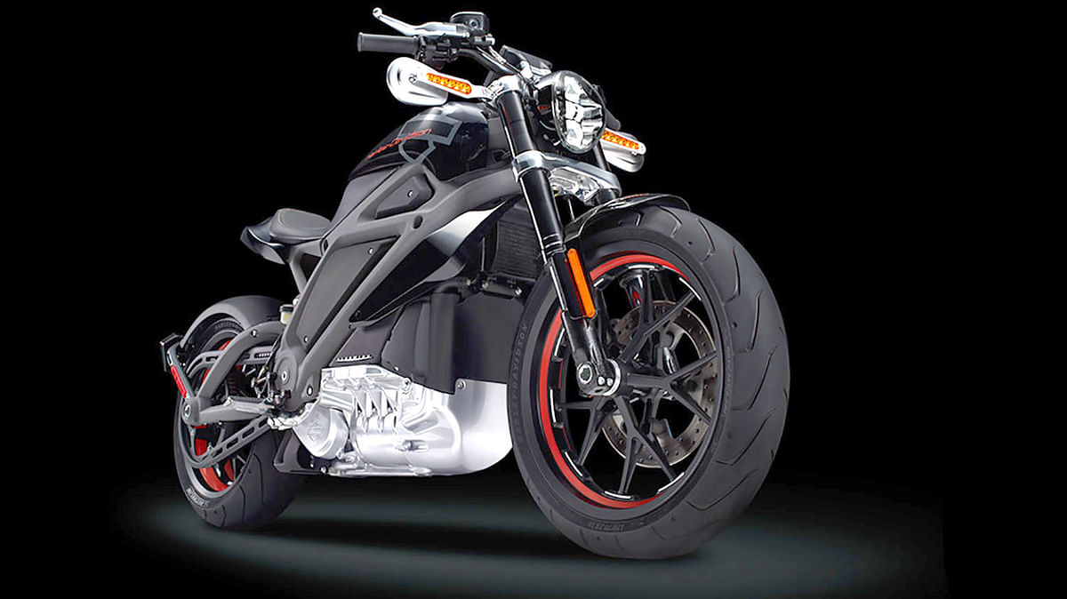 Harley Davidson's Project Livewire.