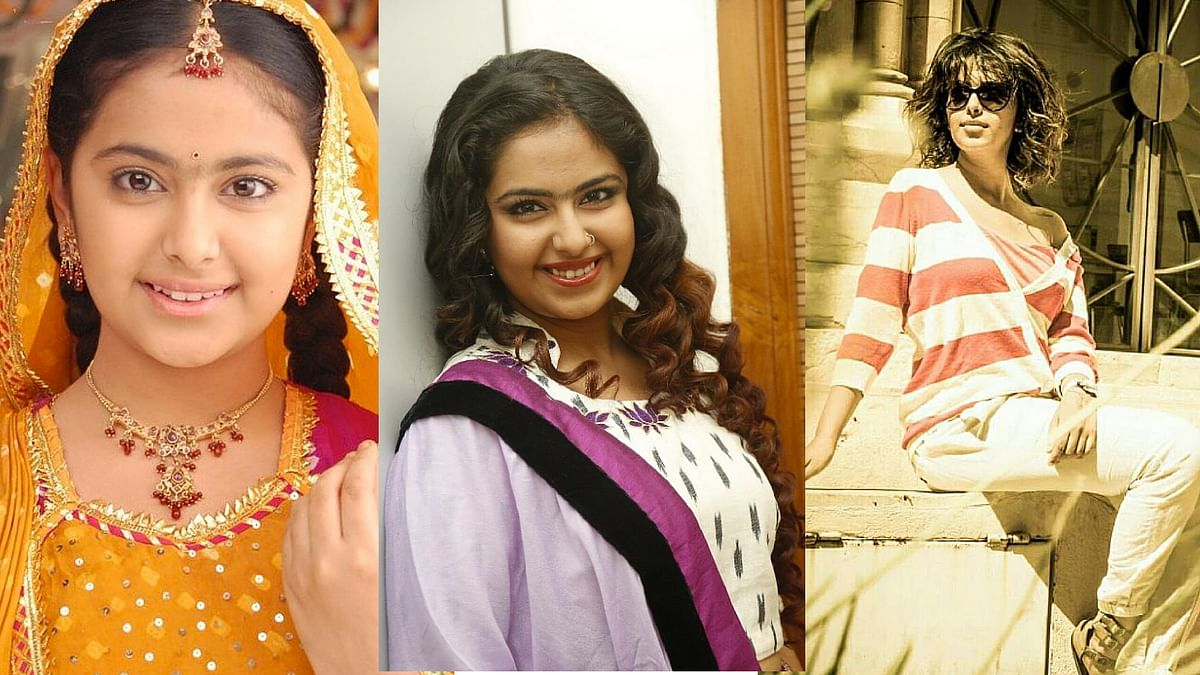 Avika Gor turns a year older and here's a quick look at her transition over the years.