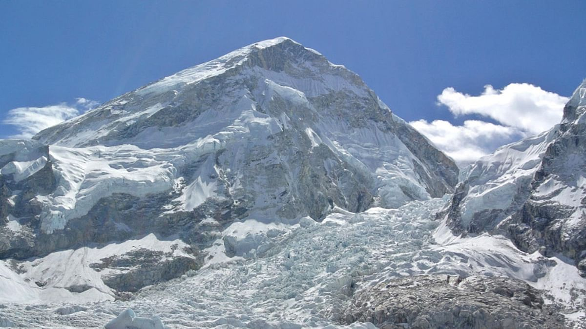 File photo of the area surrounding Mount Everest. (Photo: Reuters)