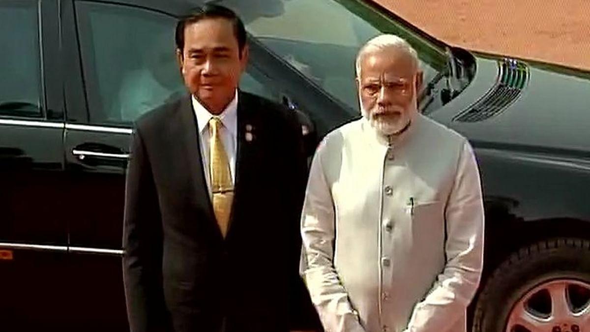 Double Entry e-Tourist Visas For Thai Visitors: PM Modi