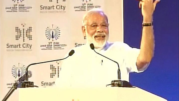 'Cities Digest Poverty': PM Modi Launches 82 Smart City Projects