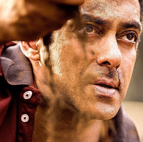 Salman Khan in a still from Bajrangi Bhaijaan