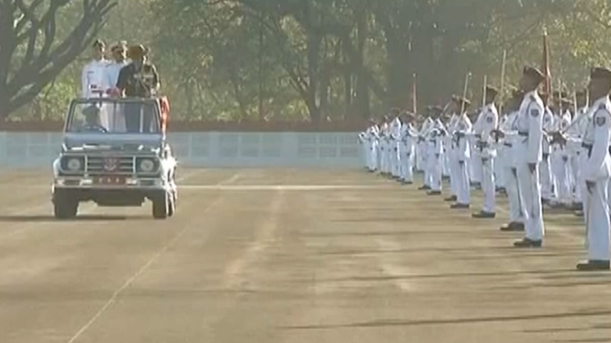 312 Cadets Graduate From the NDA