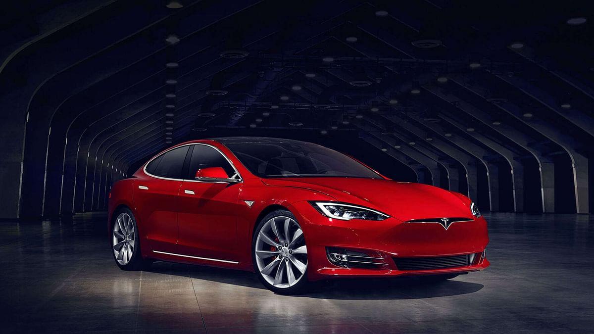 The Tesla Model S. (Photo Courtesy: Tesla Motors)