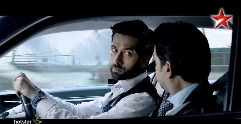 Shivaay Oberoi means business Photo: STAR Plus