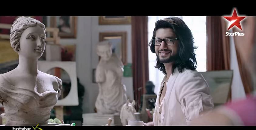 Omkara is the sensitive soul with a steely will Photo STAR Plus