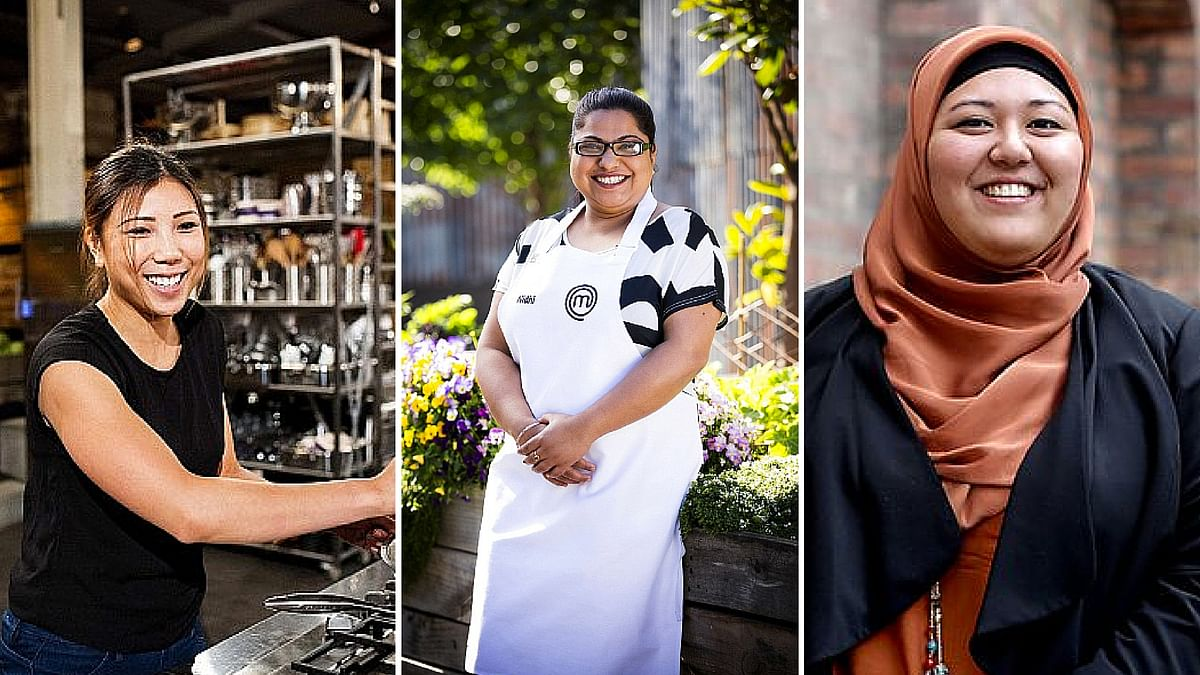 Compared with its Indian and American counterparts, <i>MasterChef Australia</i> features the most diverse crop of participants you will ever see. (Photo Courtesy: YouTube screenshot)