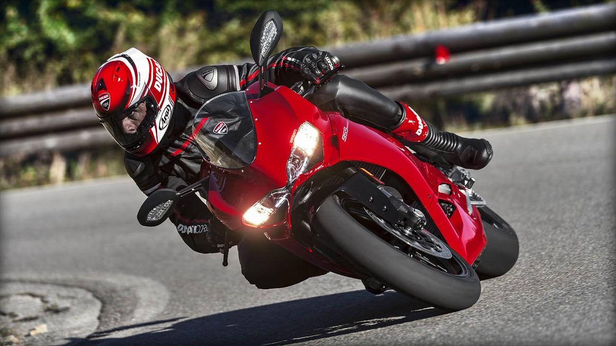 Ducati 959 Panigale is here. (Photo Courtesy: Ducati India)