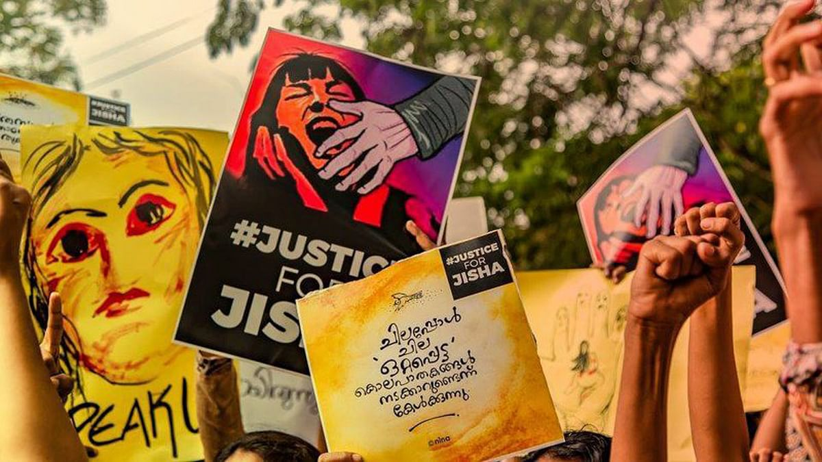 "Despite the brutality of Jisha's rape, it took a while for mainstream media to report on it in a sustained manner. (Photo Courtesy: <a href=""https://www.change.org/p/arrest-the-accused-in-the-jisha-rape-murder-case-justiceforjisha?utm_source=action_alert&amp;utm_medium=email&amp;utm_campaign=576086&amp;alert_id=DUXEklRnJh_XBxfJchMMqcb5XQOXaVPBE3Zn%2B5s09CEwCKPzAjVRGw%3D"">Change.org</a> petition)"