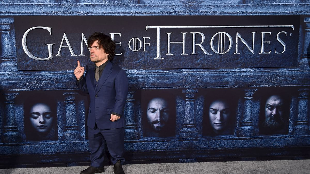 The Game of Desi Incorporations.  Thankfully, Tyrion cannot be replaced. (Photo: Reuters)