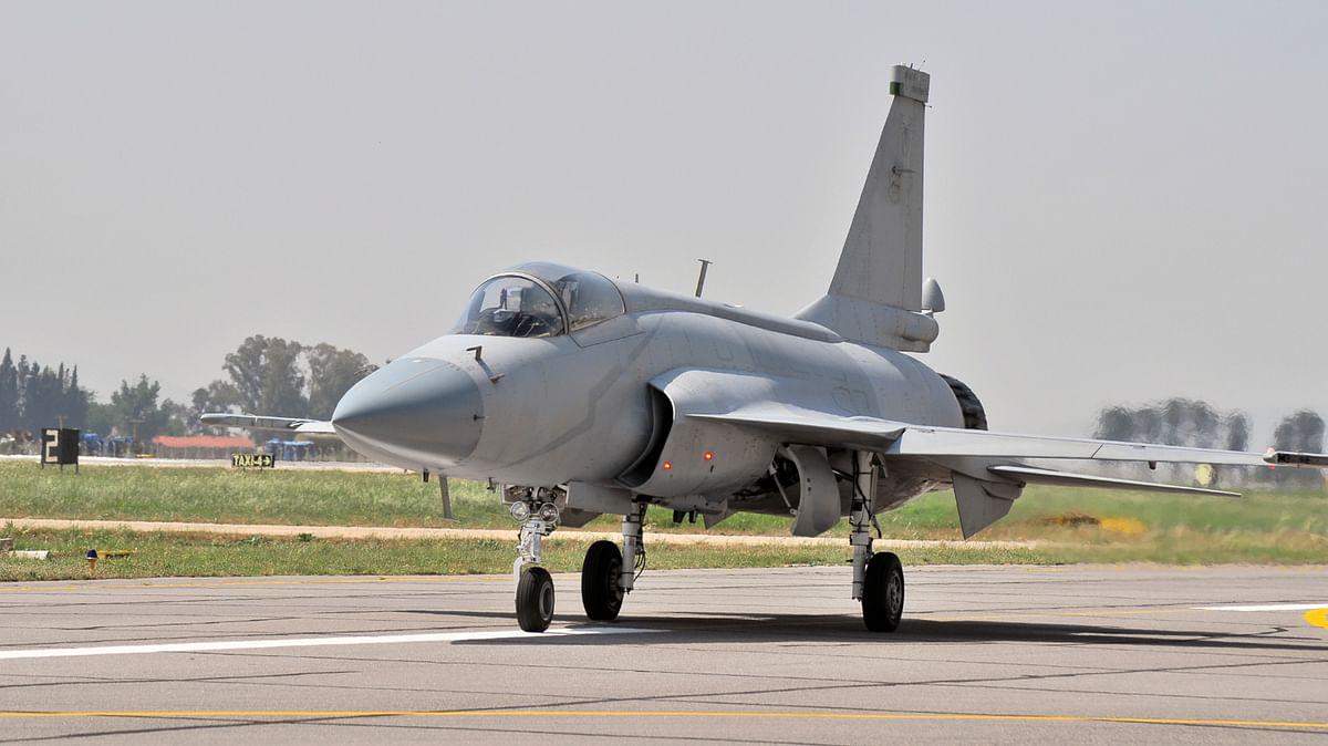 F-16 fighter jet. (Photo: iStockphoto)