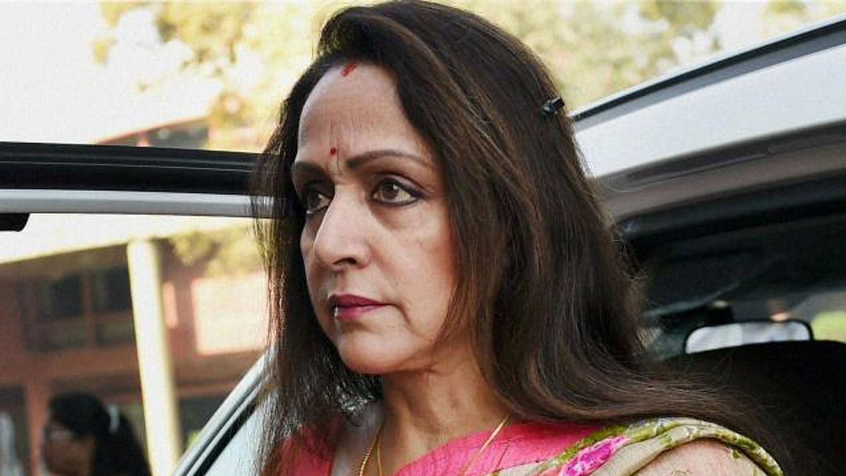 Not Re-electing Modi Will be Dangerous for Country: Hema Malini