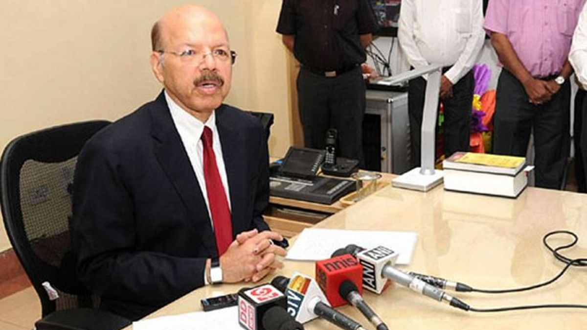 Chief Election Commissioner Nasim Zaidi and Election Commissioner AK Joti met on Thursday to decide the fate of the elections. (Photo: PIB)