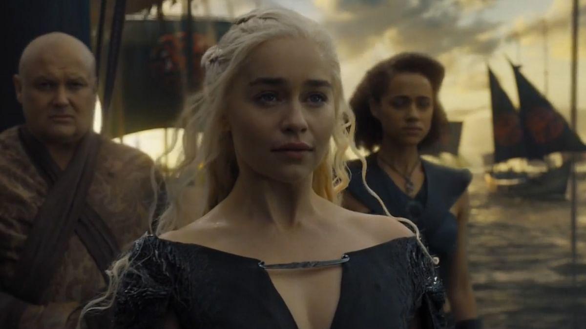 Daenerys Targaryen, breaker of chains, mother of dragons. (Photo: Screenshot)