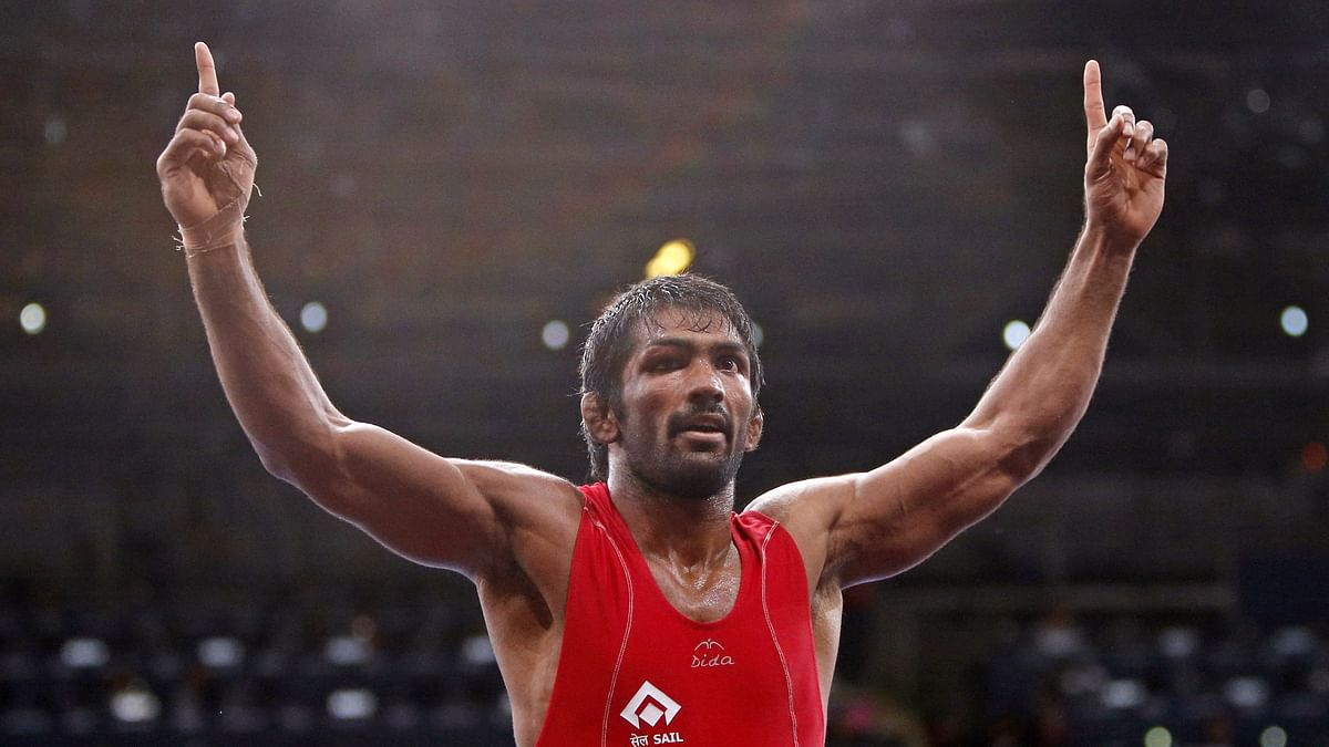 Yogeshwar Dutt. (Photo: Reuters)