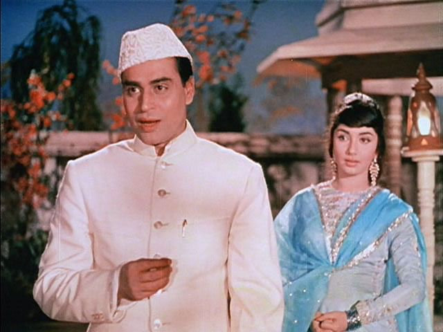 A still from <i>Mere Mehboob</i>, another huge hit.&nbsp;