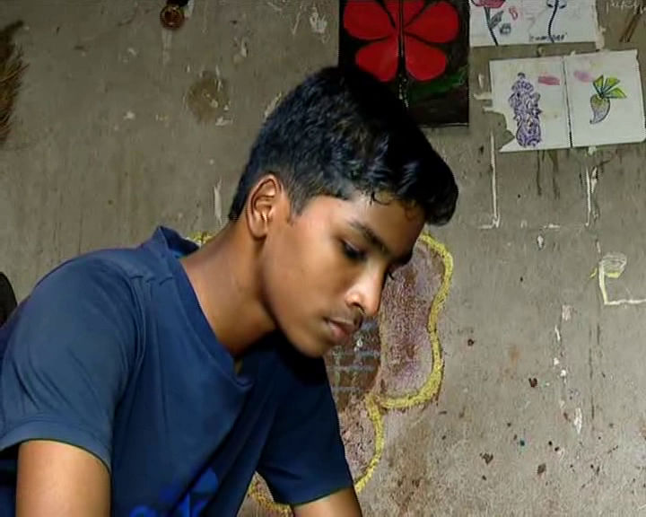 Budhia is now 14 and hoping to get noticed by a coach. (Photo Courtesy: Odisha Sun Times)