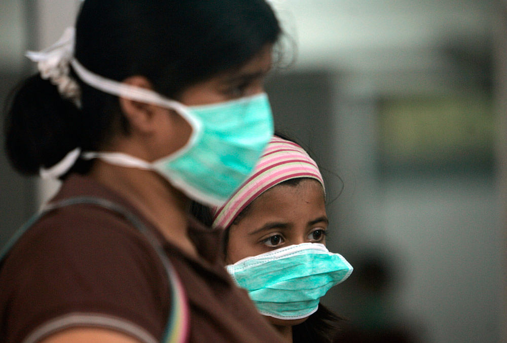 Air pollution in several parts of Delhi is at a critically high level. (Photo: Reuters)
