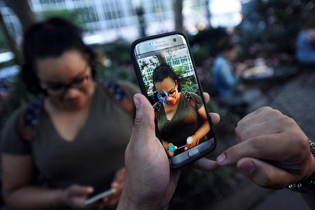 Pokemon Go has taken the world of virtual gaming by storm. (Photo: Reuters)