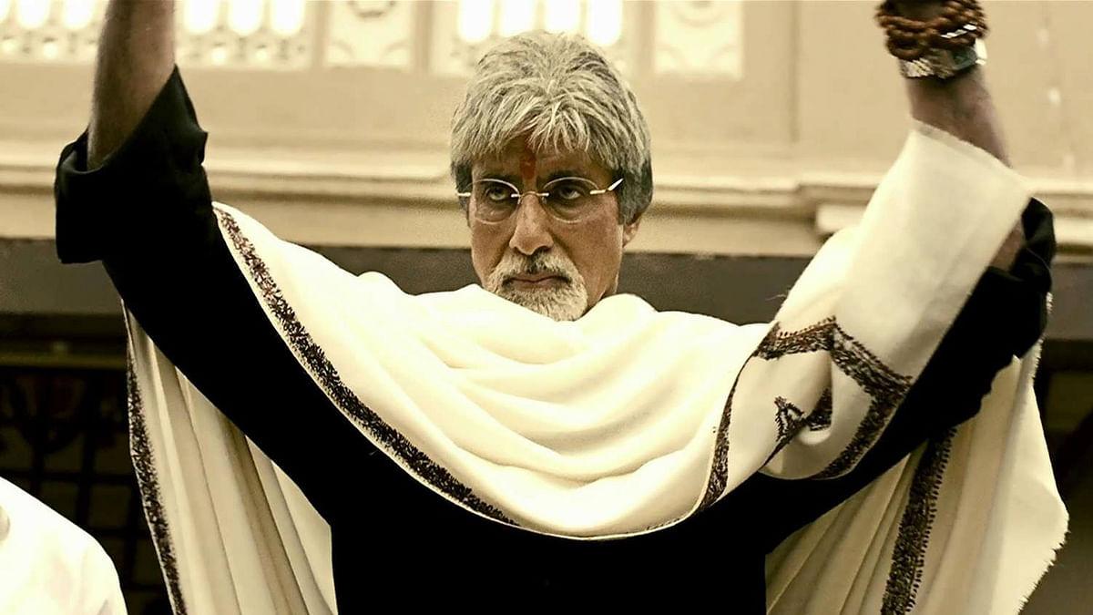 Amitabh Bachchan in <i>Sarkar  </i>(Photo courtesy: Film still)