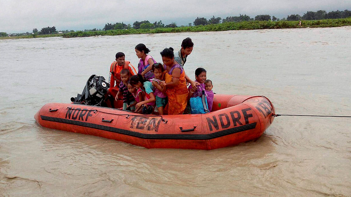 National Disaster Response Force (NDRF). Picture for representation purposes only