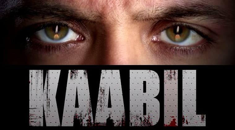 Teaser of Hrithik Roshan's <i>Kaabil</i>. (Photo Courtesy: FilmKraft Productions)