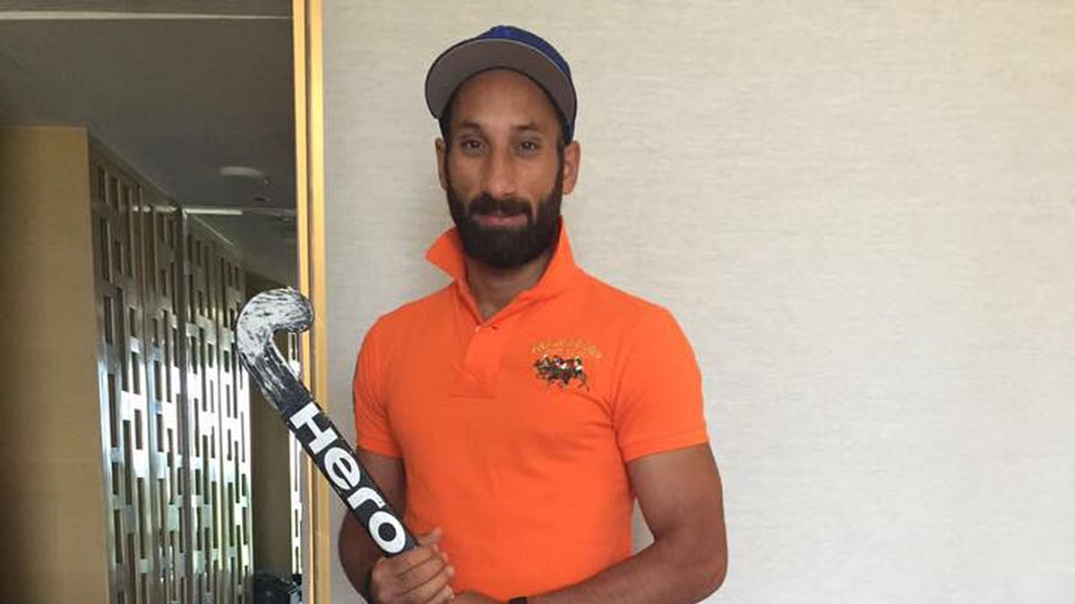 """Sardar Singh spoke to the media on Thursday to clarify his stand following allegations of sexual harassment by a British 21-year-old. (Photo: Facebook/<a href=""""https://www.facebook.com/SardarSinghHockey/?fref=ts"""">Sardar Singh</a>)"""