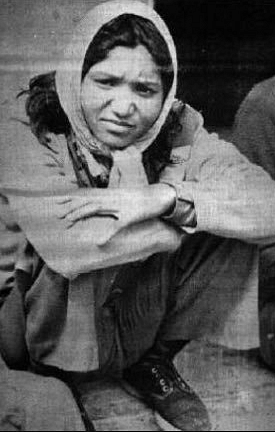 """When Phoolan Devi was 11, she staged a dharna when her cousin sold the family's land. Only when she was dragged by the elders in the family did she budge. (Photo Courtesy: Twitter/<a href=""""https://twitter.com/evecam37"""">@Evecam37</a>)"""