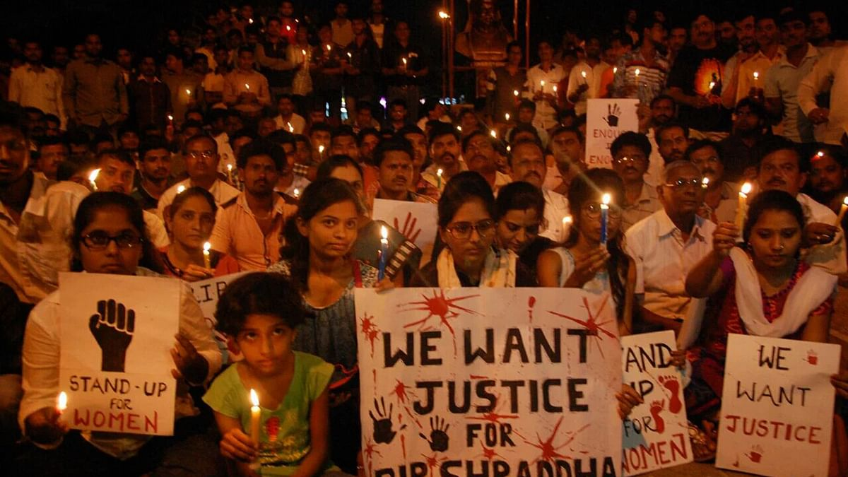 Candle light march for a rape survivor. Photo used for representational purposes. (Photo: Twitter/@TuslidasBhoite)