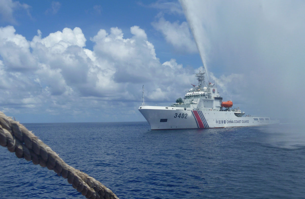 The Hague rejected China's claims to economic rights across large swathes of the South China Sea. (Photo: AP)