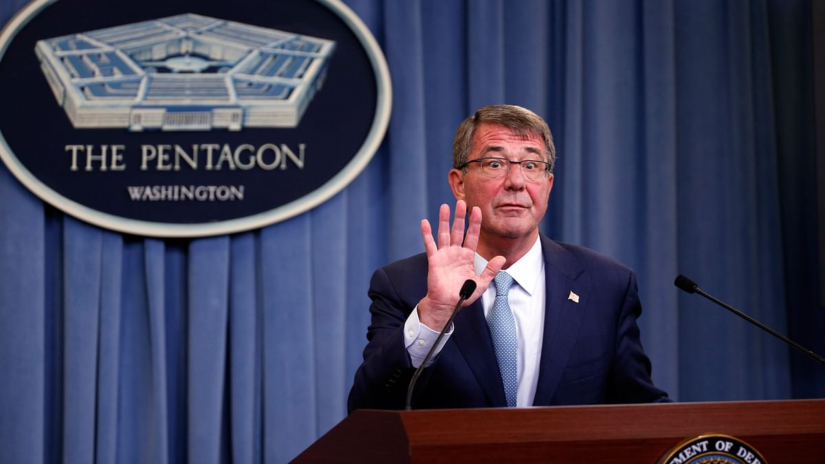 Defense Secretary Ash Carter announced new rules allowing transgender individuals to serve openly in the US military. (Photo: AP)
