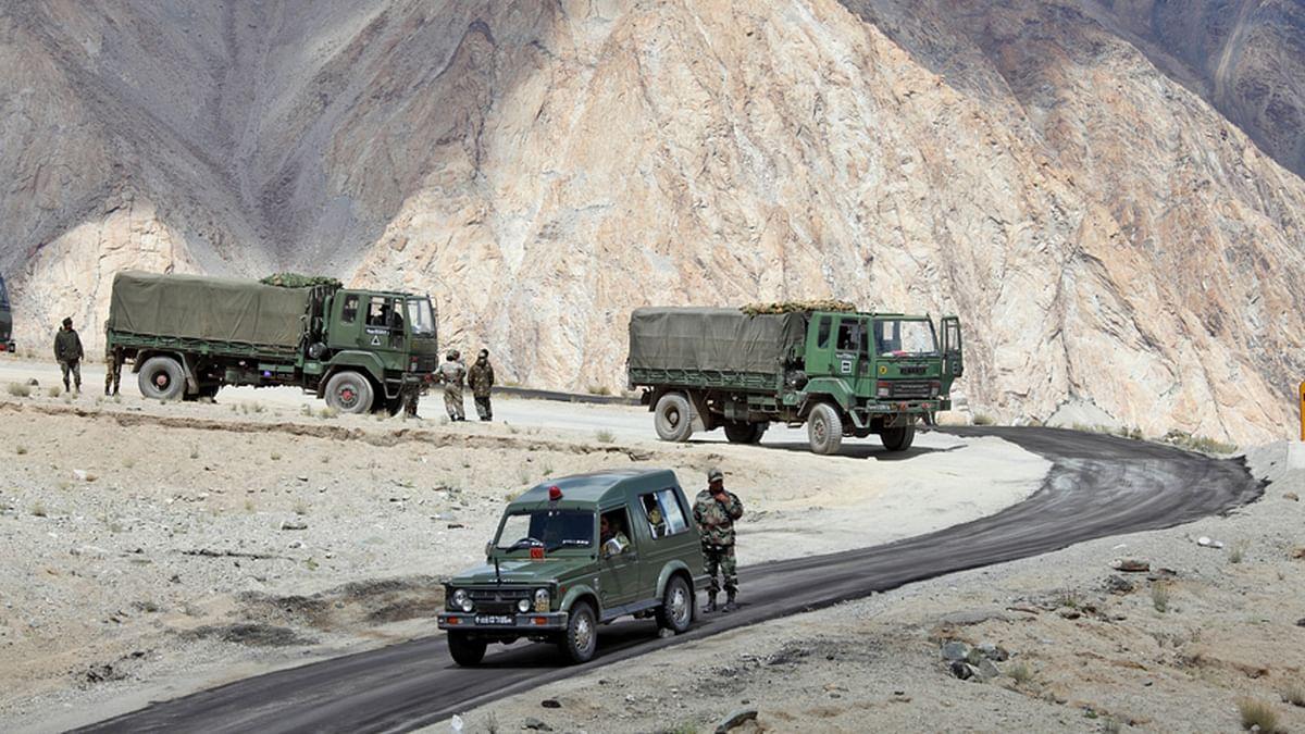India Aims to Finish 61 Strategic Roads at China Border by 2022